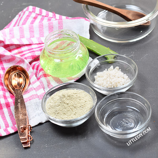 BODY MASK FOR GLOWING SKIN