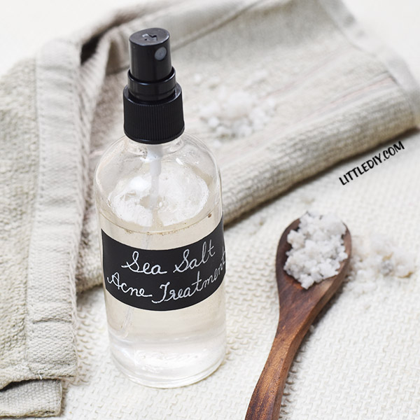 OVERNIGHT SEA SALT SPRAY FOR SEVERE ACNE