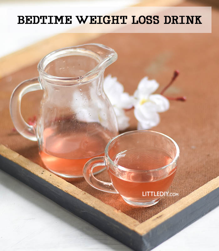 BEDTIME WEIGHT LOSS DRINK