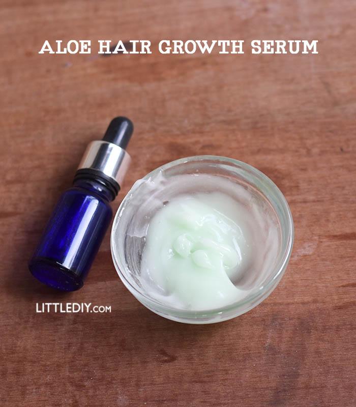 ALOE HAIR SERUM FOR HAIR GROWTH