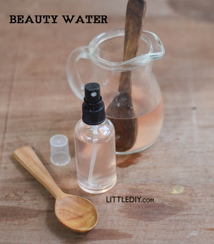 DIY BEAUTY WATER