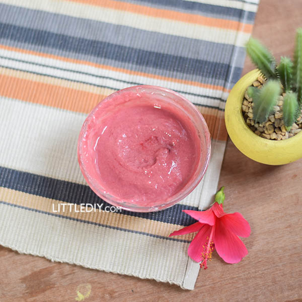 HIBISCUS CLAY ANTI-OXIDANT MASK