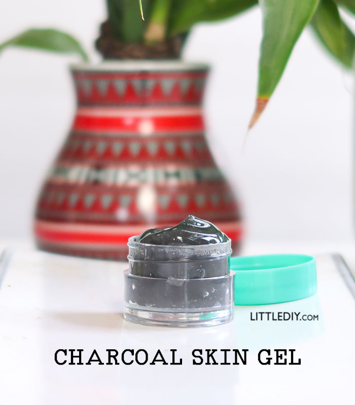 OVERNIGHT CHARCOAL SKIN GEL