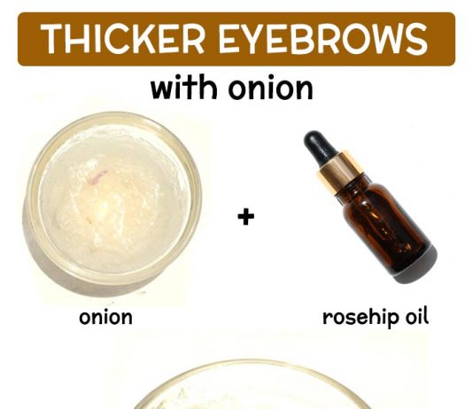 Onion Eyebrow Growth Serum