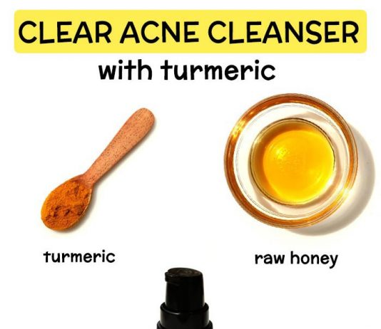 TURMERIC FACE CLEANSER