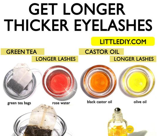 TOP 6 REMEDIES FOR LONGER LASHES