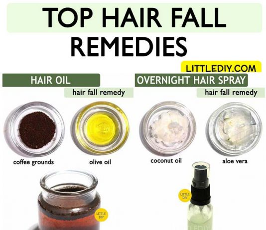TOP HOME REMEDIES FOR HAIR FALL
