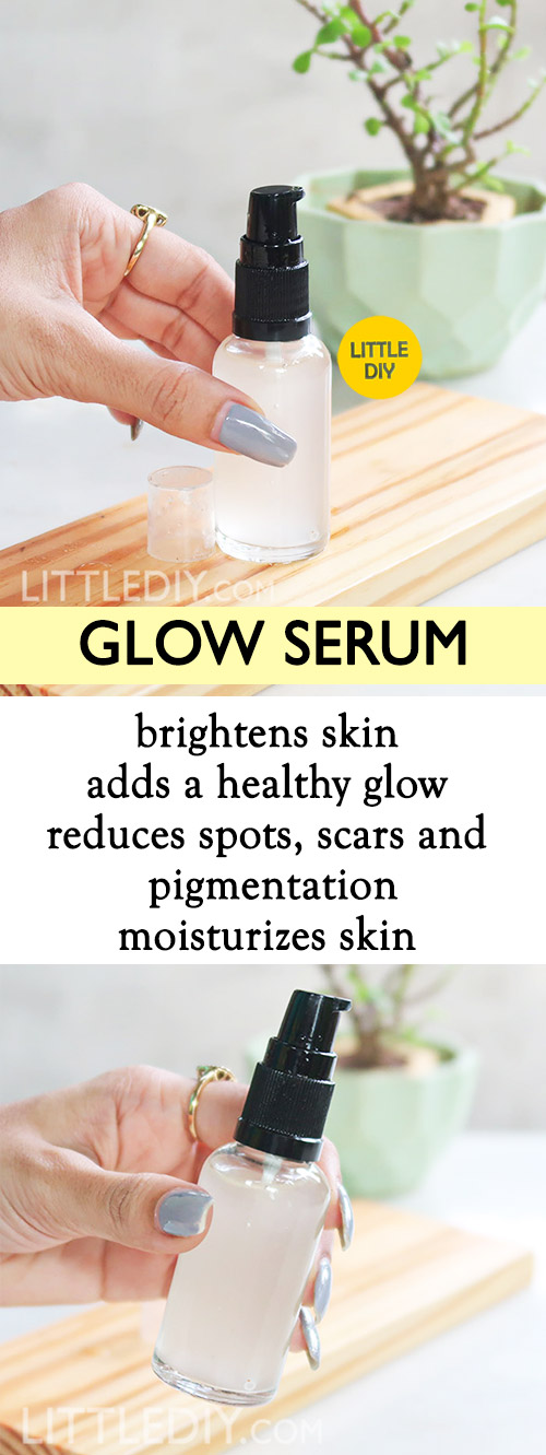 MAGICAL GLOW SERUM for healthy glowing skin