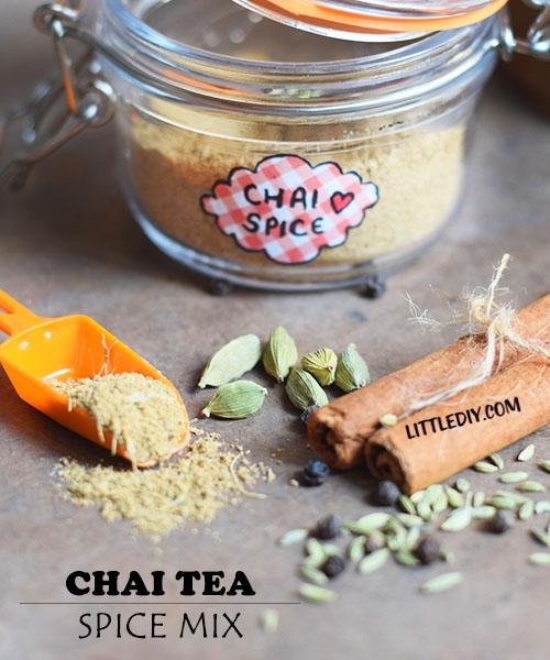 BEST CHAI TEA SPICE MIX