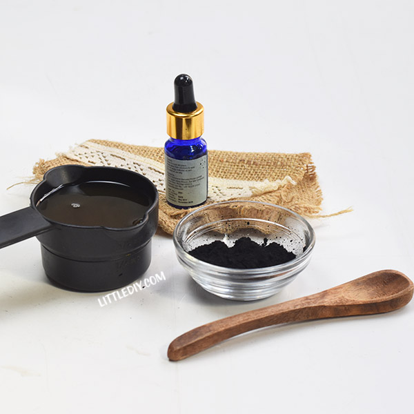 CHARCOAL FOAMING FACE CLEANSER FOR ACNE