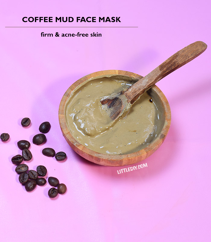 Photo of COFFEE FACE MASK- FIRM AND ACNE-FREE SKIN
