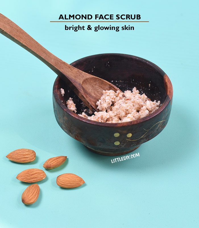 Photo of SKIN BRIGHTENING ALMOND FACE SCRUB