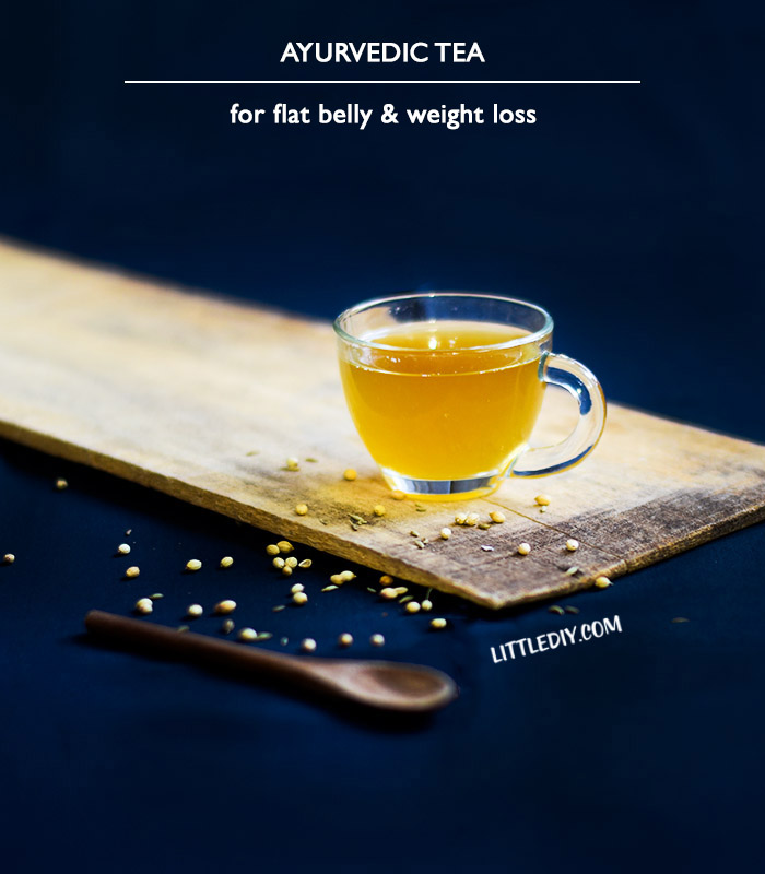 Photo of AYURVEDIC TEA FOR FLAT BELLY AND WEIGHT LOSS