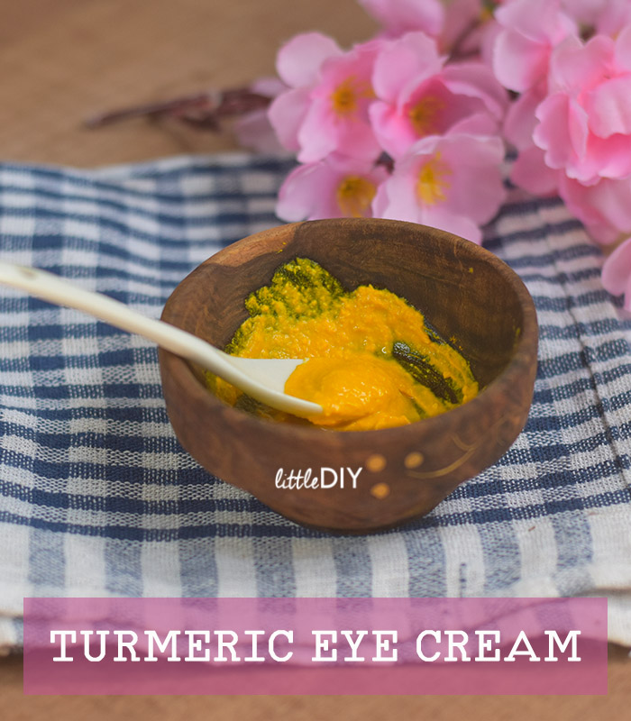 Photo of TURMERIC SLEEPING EYE MASK – LIGHTEN DARK CIRCLES