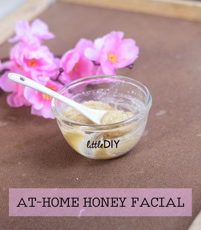 Photo of HONEY FACIAL for glowing skin