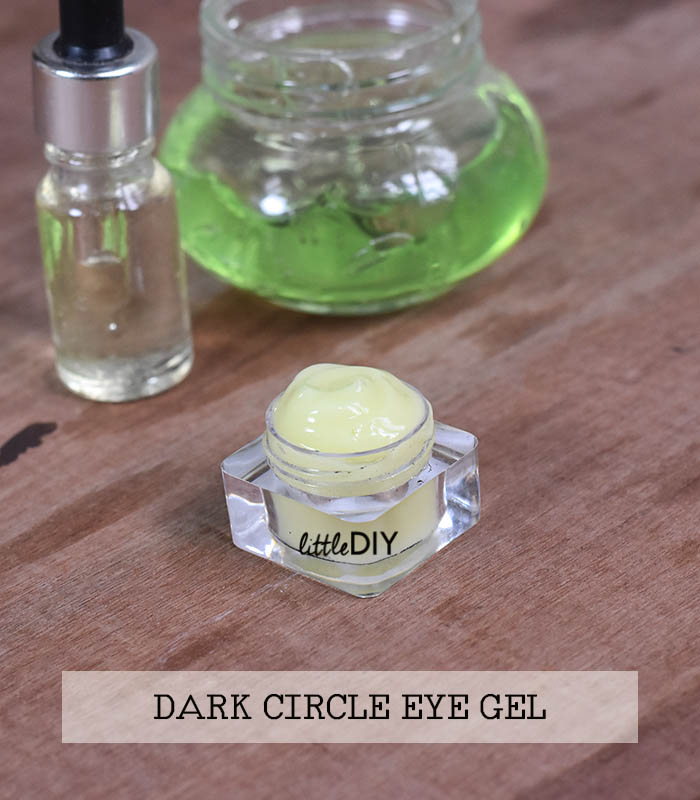 Photo of EYE GEL FOR DARK CIRCLES