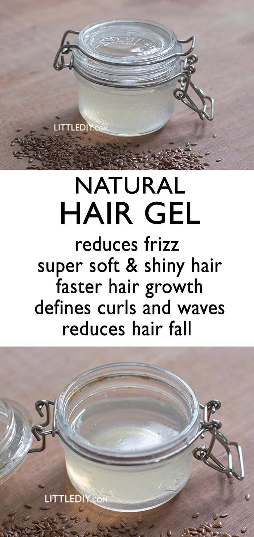 NATURAL HAIR GEL