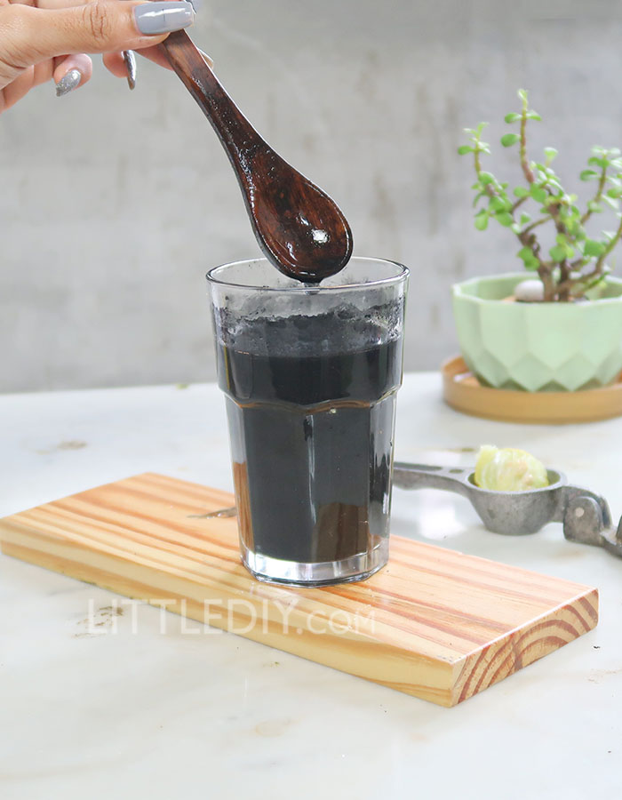 BLACK LEMONADE RECIPE