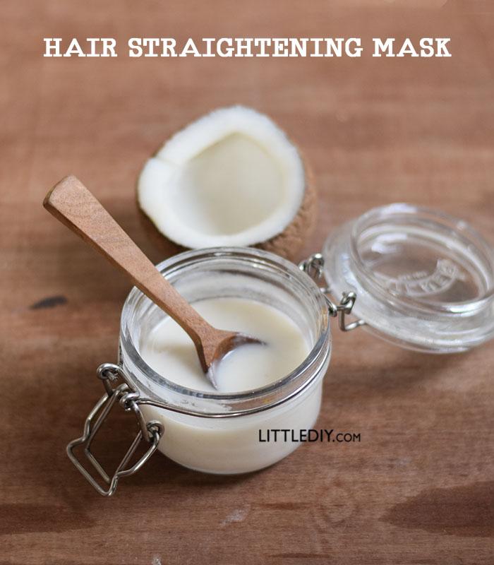HAIR STRAIGHTENING MASK