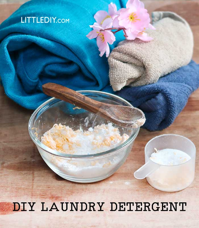 Photo of ALL-NATURAL LAUNDRY DETERGENT