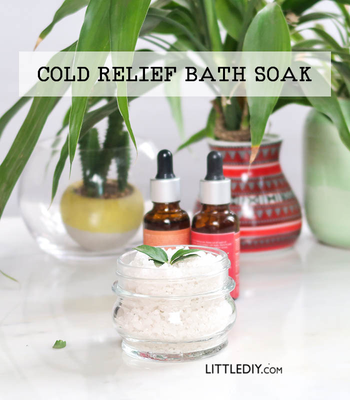 COLD RELIEF BATH SOAK
