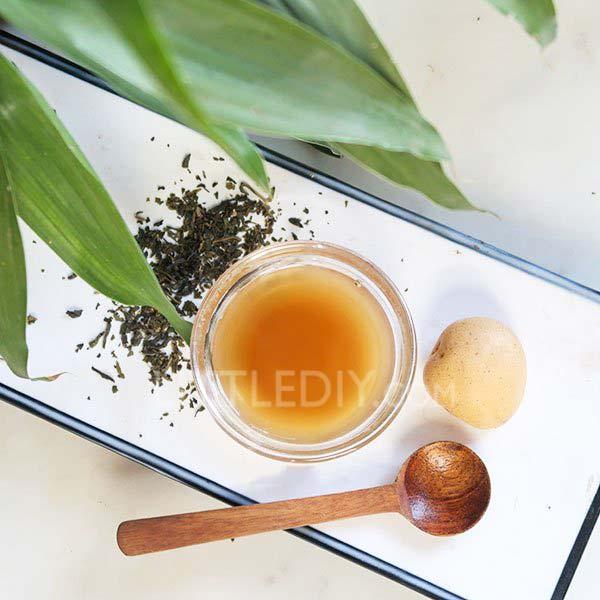 OVERNIGHT SKIN CLEARING GREEN TEA MASK
