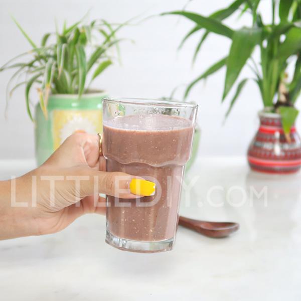 DARK CHOCOLATE WEIGHT LOSS SMOOTHIE