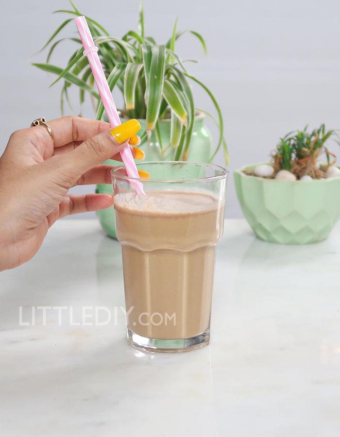 BREAKFAST COFFEE SMOOTHIE