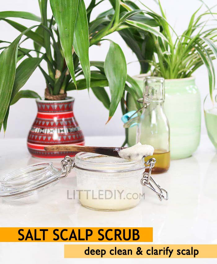SALT SCALP SCRUB
