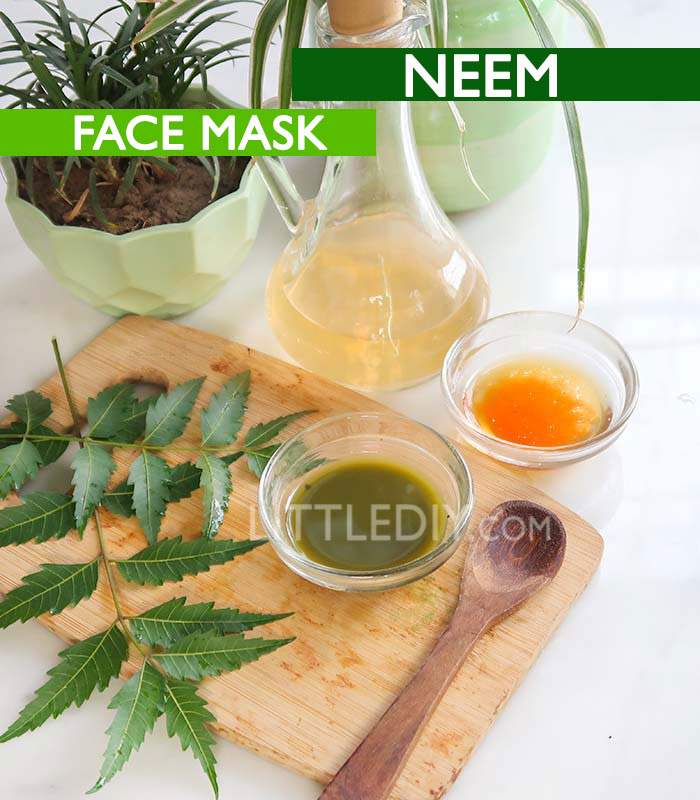 NEEM MASK FOR CLEAR SKIN