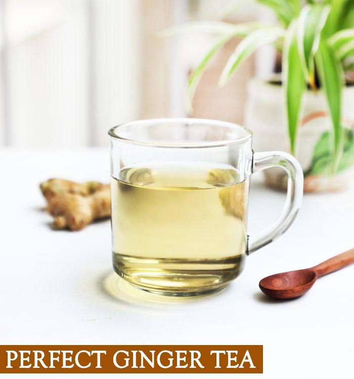 best Ginger tea recipe