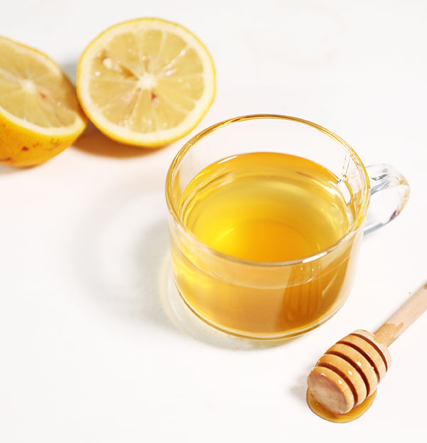 HONEY LEMON TEA RECIPE