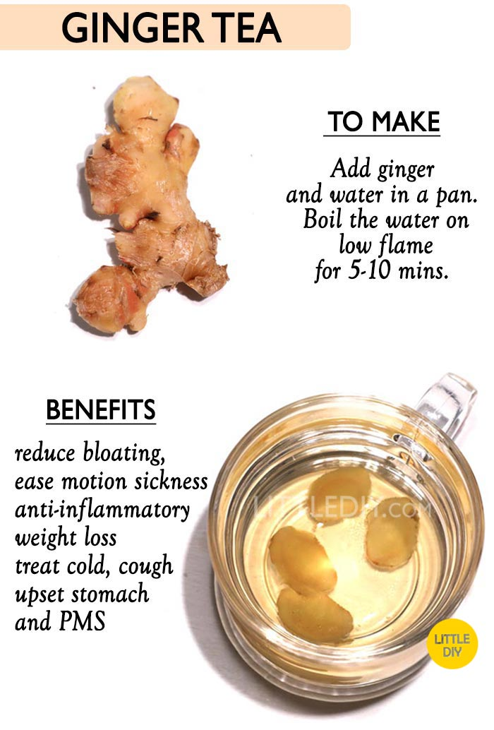 Ginger Tea -
