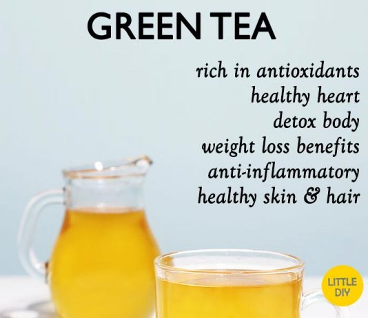 HOW TO MAKE A CUP OF PERFECT GREEN TEA with benefits