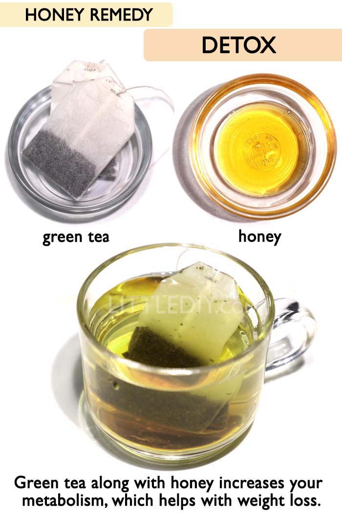 Honey Detox Tea -