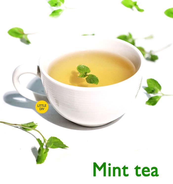 How to make Mint Tea and Benefits