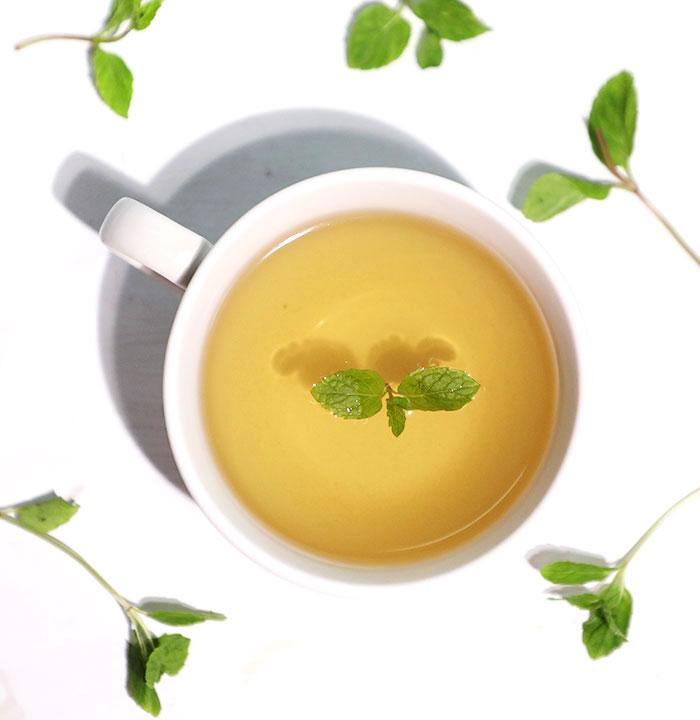 How to make Mint Tea