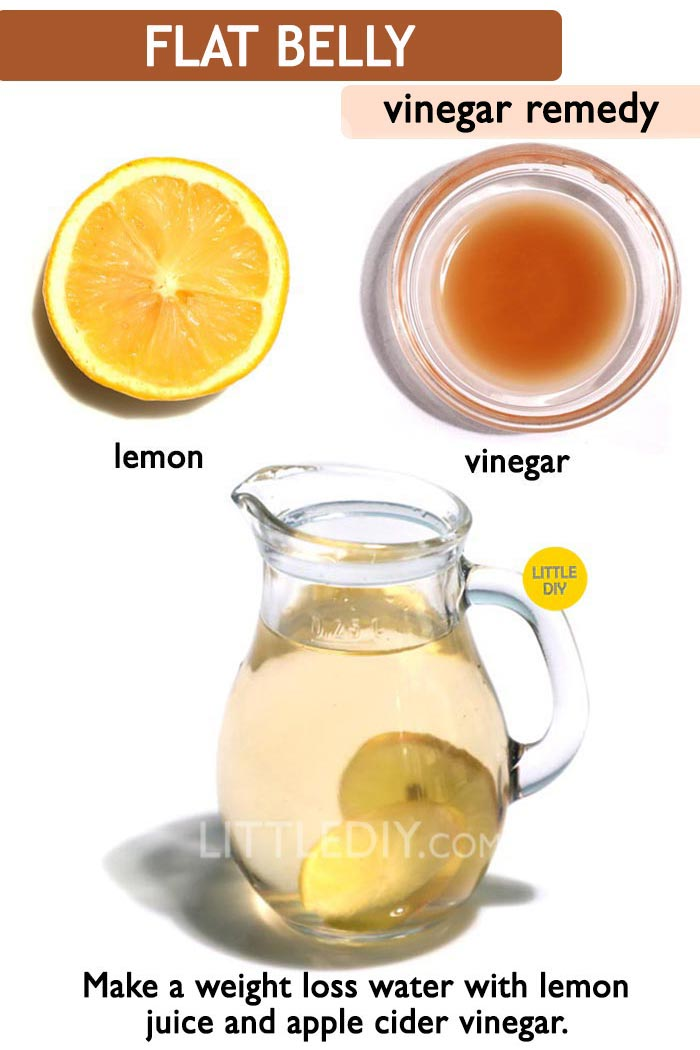 Vinegar for weight loss -