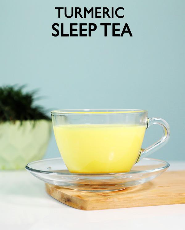 TURMERIC SLEEP TEA
