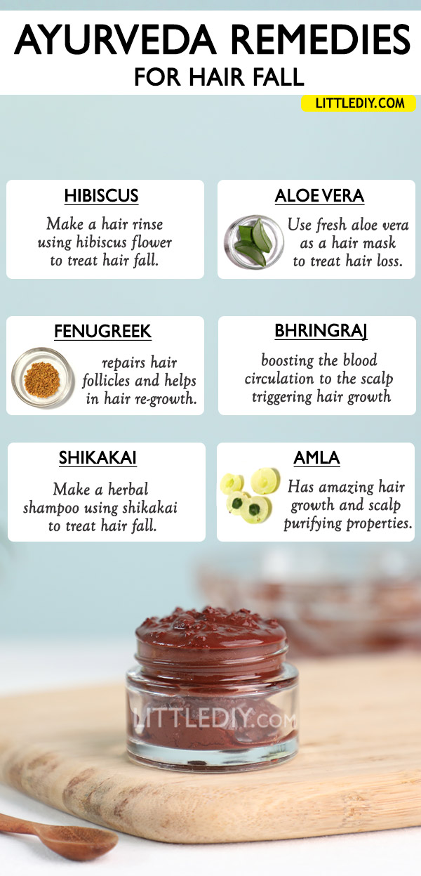 Photo of TOP 10 BEST AYURVEDA REMEDIES FOR HAIR FALL