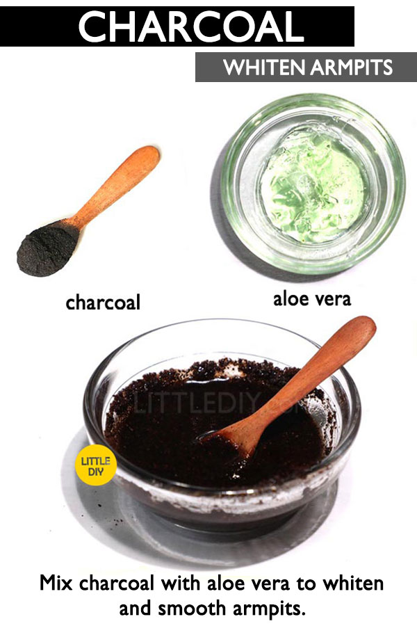 Charcoal bentonite treatment-