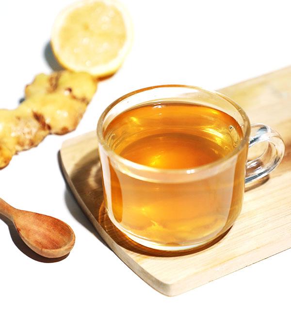 GINGER SKIN CLEARING TEA