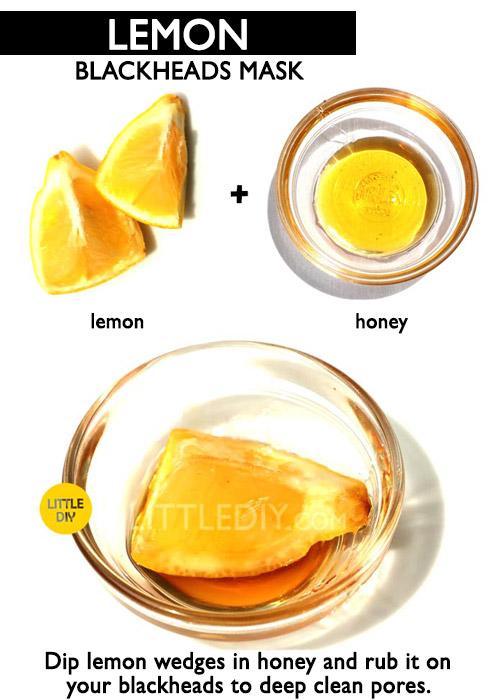 lemon-honey-blackheads