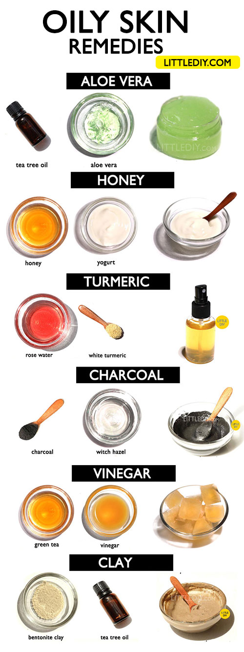 Photo of BEST REMEDIES FOR OILY SKIN