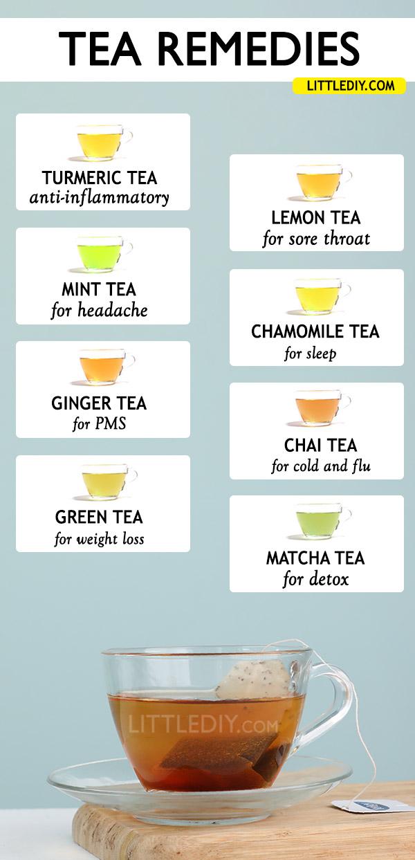 Photo of TOP 15 HOME REMEDIES USING TEA
