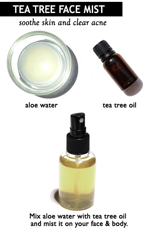 Tea Tree Face Mist -