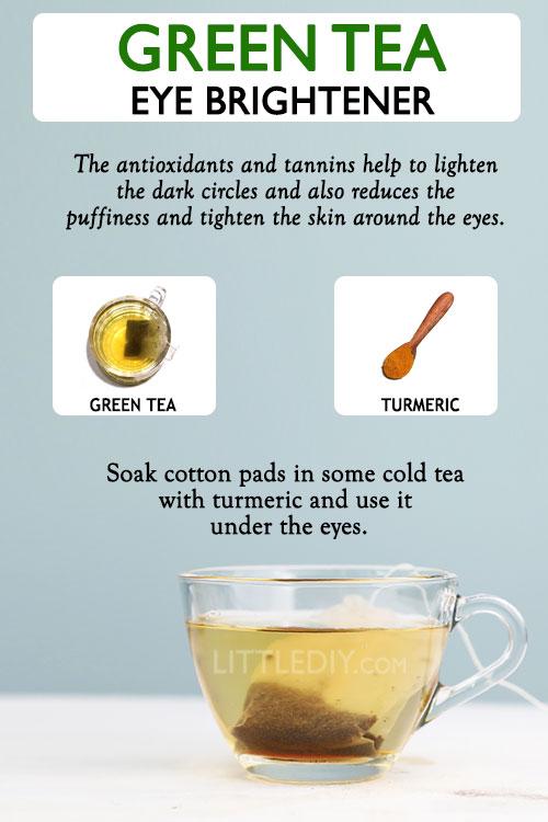 GREEN TEA EYE BRIGHTENER