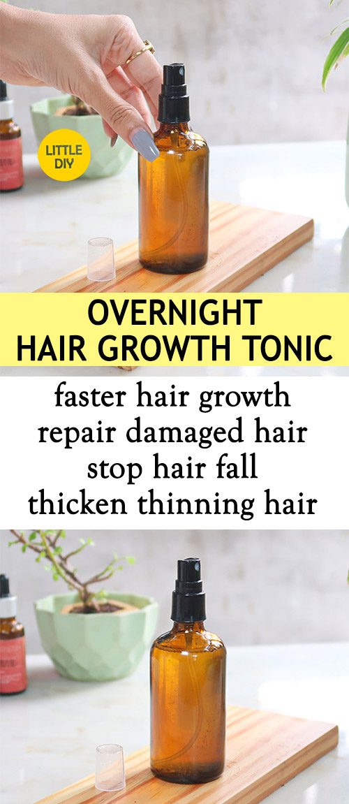 Photo of OVERNIGHT HAIR GROWTH TONIC