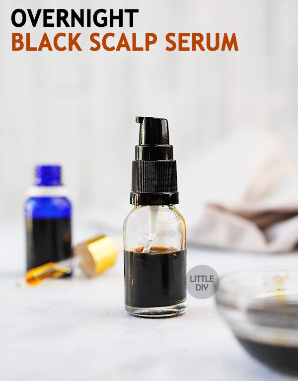 OVERNIGHT BLACK SCALP SERUM FOR THICKER HAIR