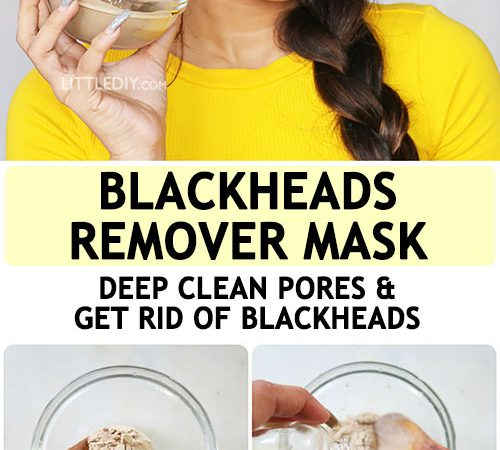 CLEAR BLACKHEADS MASK